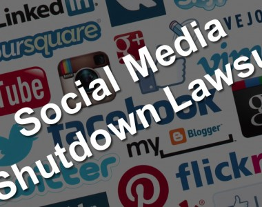 Court sets hearing date for social media shutdown lawsuit