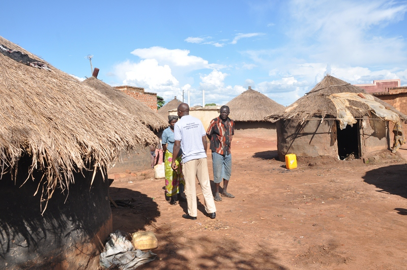 In Amuru district Acaye Ola represents many who are still confined in IDP camps even though the LRA war is no more. Land grabbing is rampant because of the fertility of the soils there.