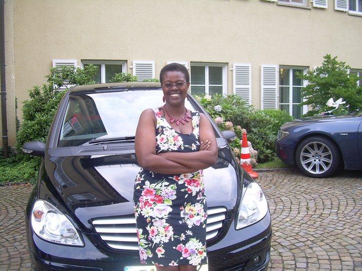 Burahya County NRM Member of Parliament Margaret Muhanga Mugisa
