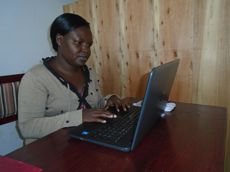 DSC00958 Nabbaale Josephine Kiyingi Board Chair