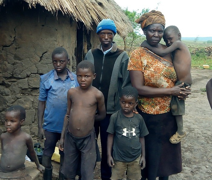 A single mother of 7 children lost her house, belongings in retaliation from tormentor company