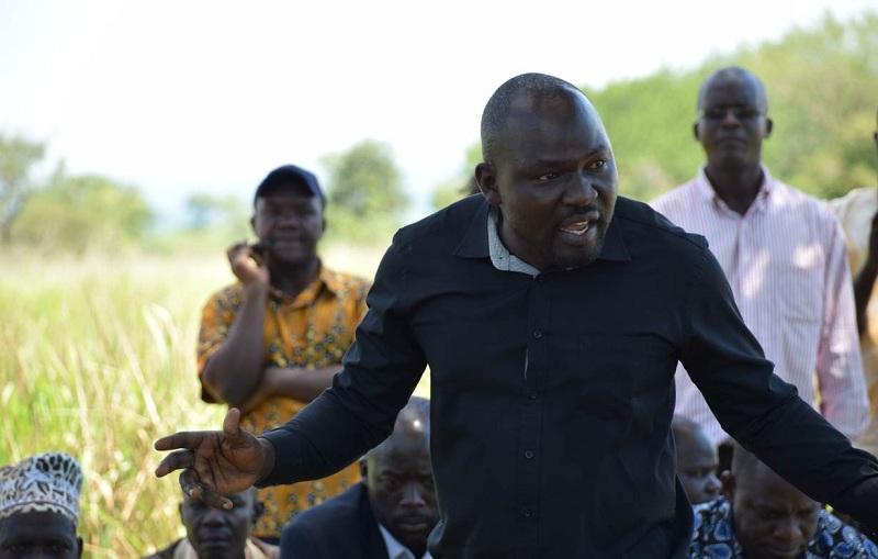 Acholi Prime minister