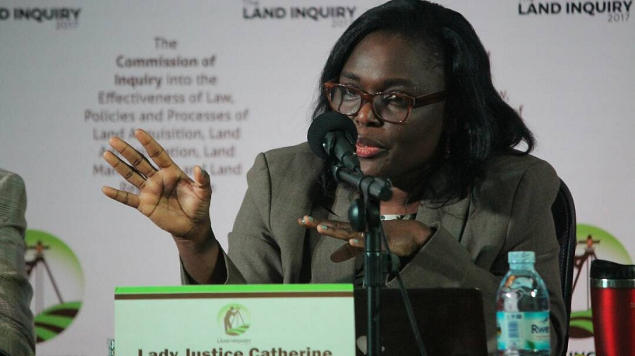 Catherine-Bamugemereire land rights