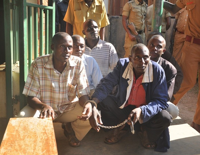 5 community land rights defenders sentenced to 34 years imprisonment, ordered to pay UGX 10 million