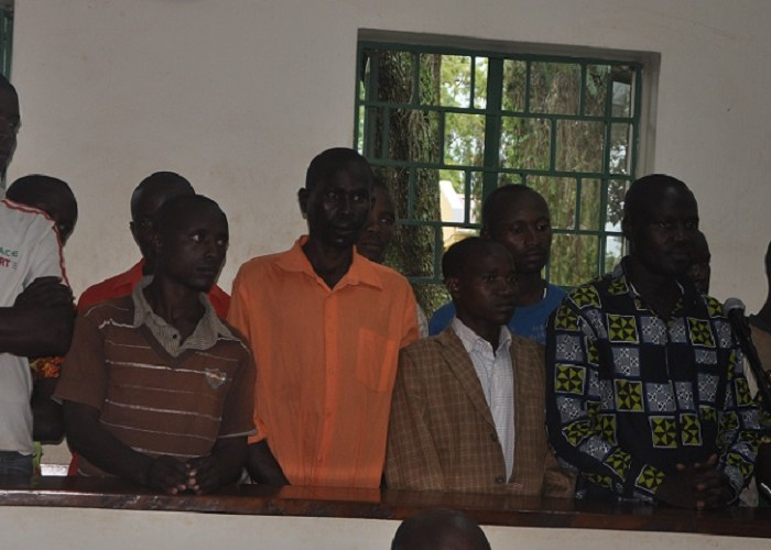 Mubende land rights defenders: Court changes dates for trial