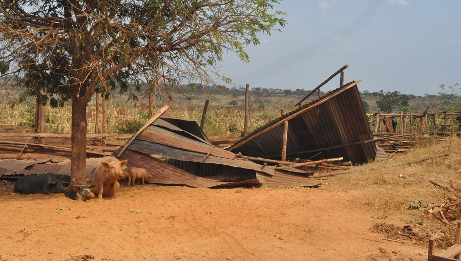 land evictions in Kiryandongo