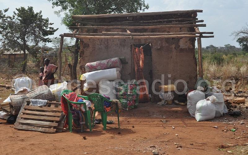 Kiryandongo Land evictions
