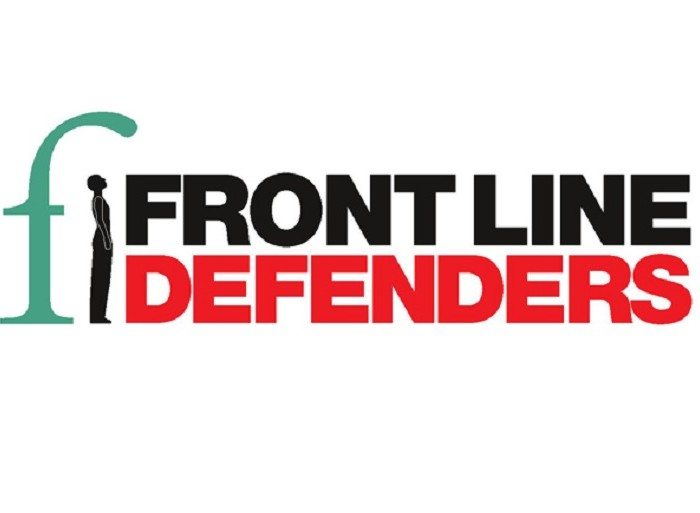 Arbitrary detention of three land rights defenders