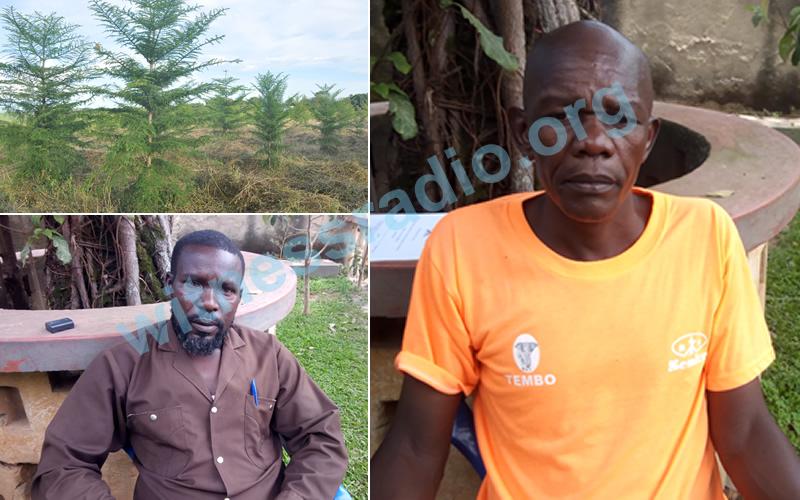 Harrasssment story from Mubende