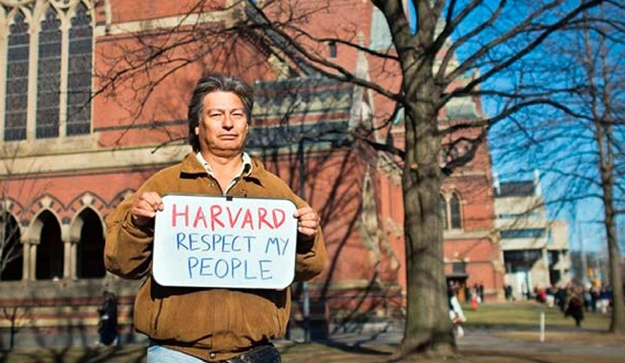 Harvard fiasco
