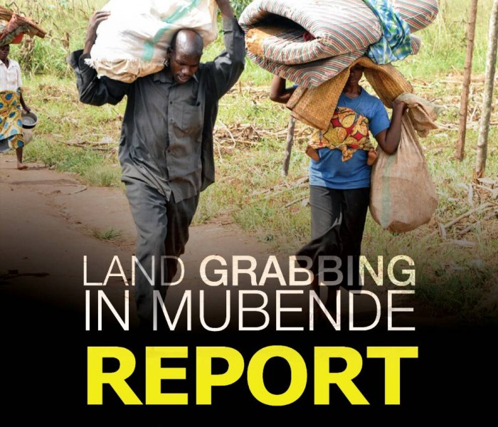 Land Grabbing in Mubende report