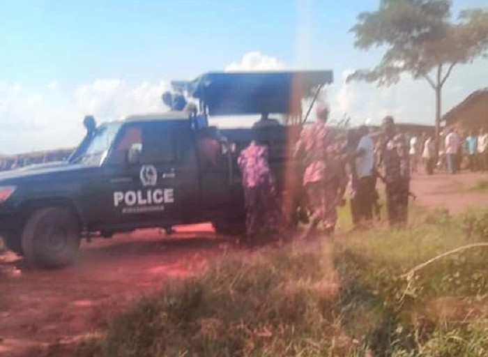 Breaking: Eight land rights defender and activists have been assaulted, arrested and taken to unknown place