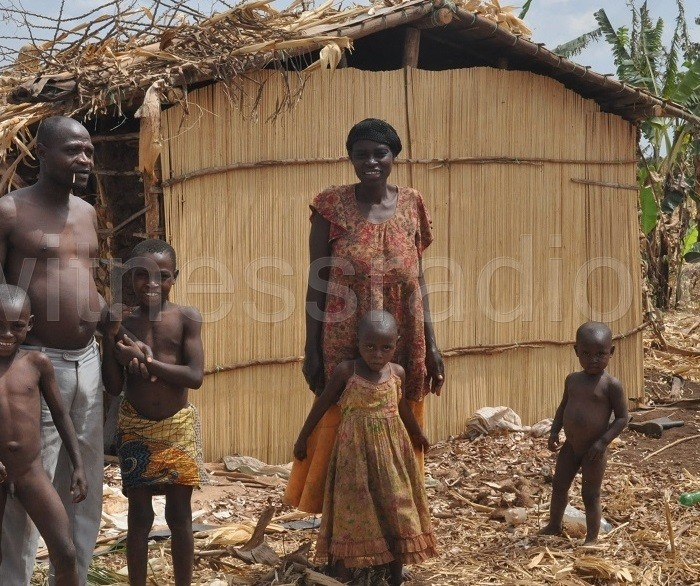 Over 5000 Indigenous Communities evicted in Kiryandongo District
