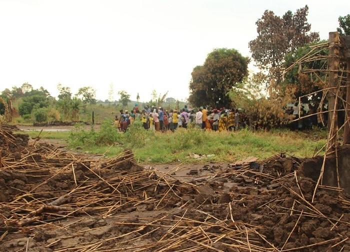 Lawlessness in 2019: a police officer was killed while aiding illegal land eviction in Hoima district