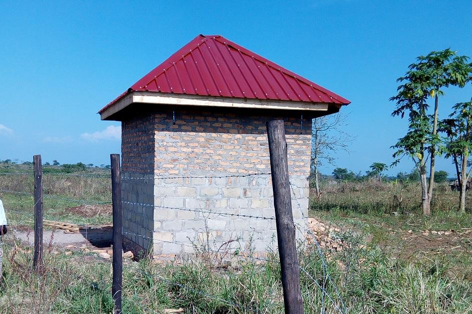 Land fenced off in Bukedea