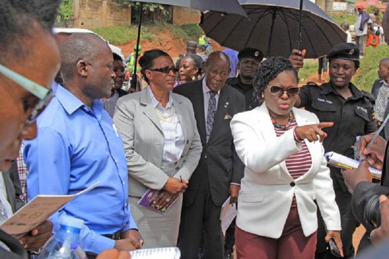 Land inq Uganda 2018