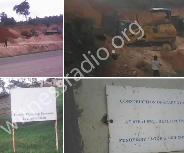 Hospital land in Mubende is sold off amidst health workers' strike.