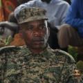 Major Eric Kigambwoha