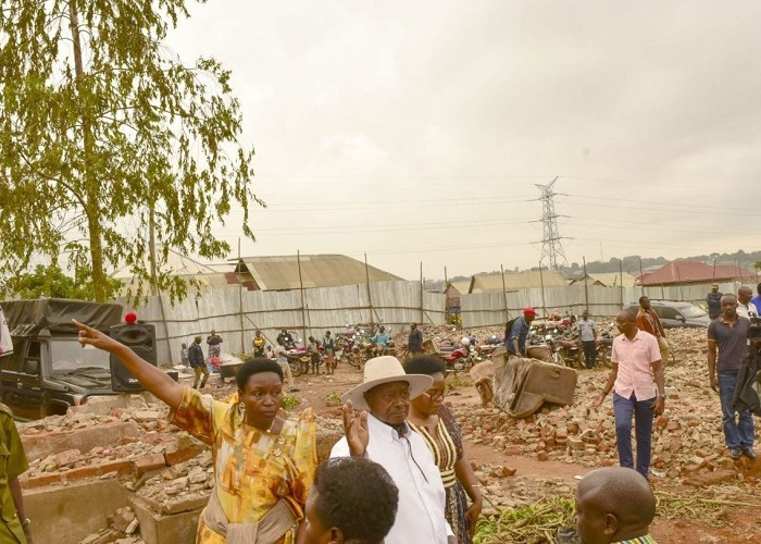 Outcry as Court Orders Eviction of 500 Families in Masaka