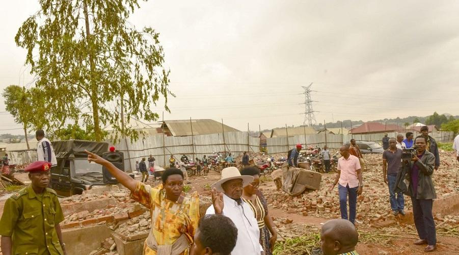 Masaka Evictions
