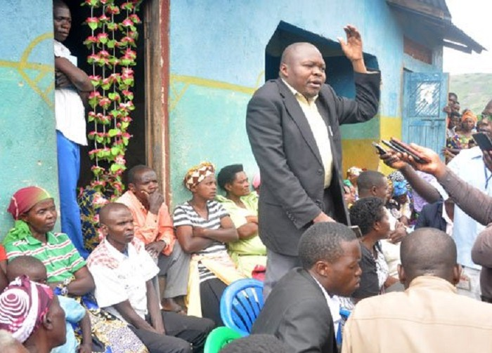 NFA orders 1,000 people off Mubende forest land