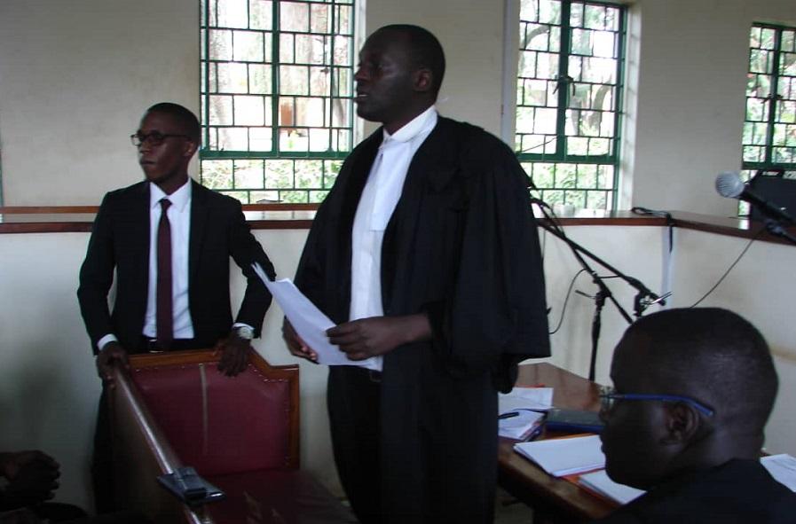 Mubende Court