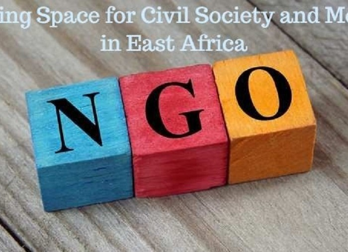 """Closing Space for Civil Society and Media in East Africa:  Forging a Collaborative Response"""
