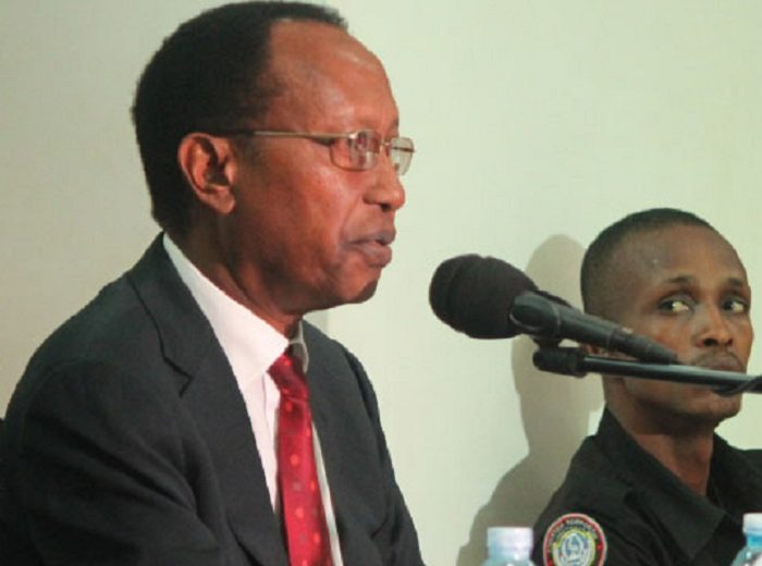 Nzeyi accused of forging Temangalo documents