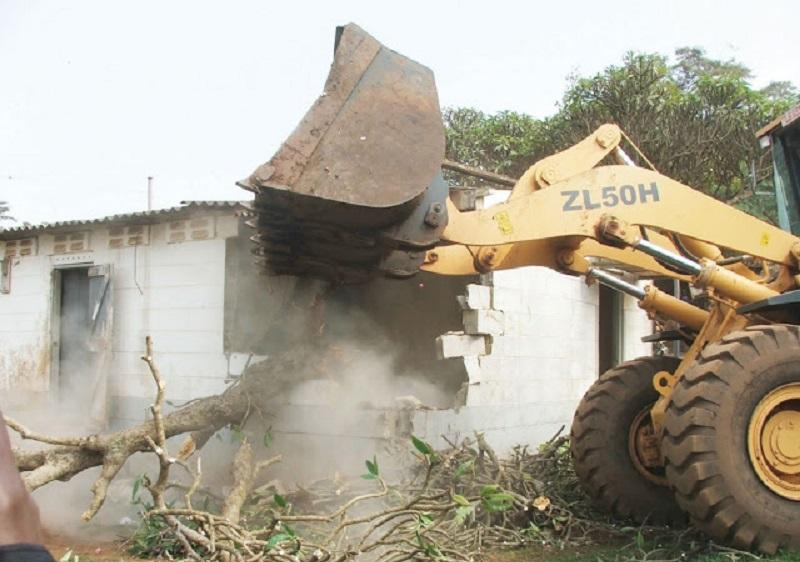 Lnad evictions Uganda