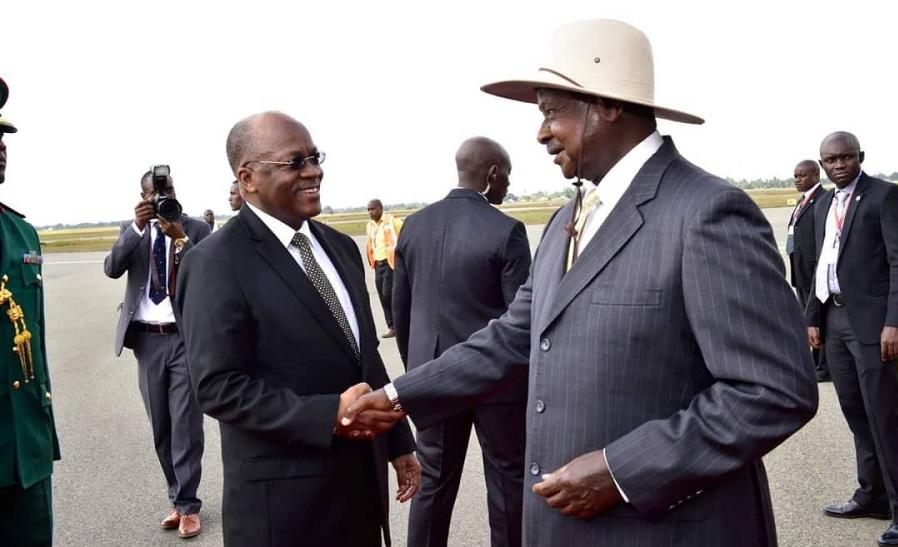 Oil in Uganda