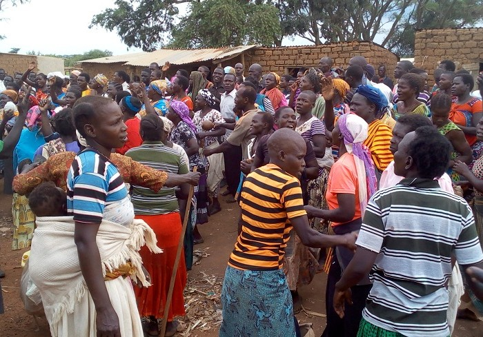 After losing their economy and now land, what will be left of the Acholi?