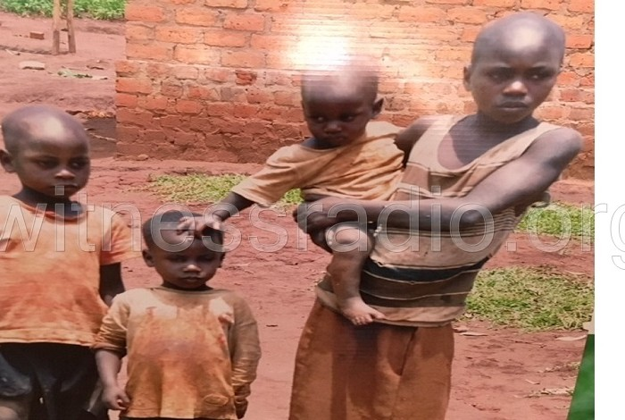 Land prisoner's daughter refused child marriage, now makes it to primary seven