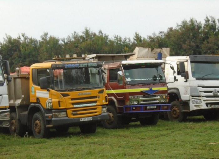 50 trucks loaded with minerals from Karamoja impounded
