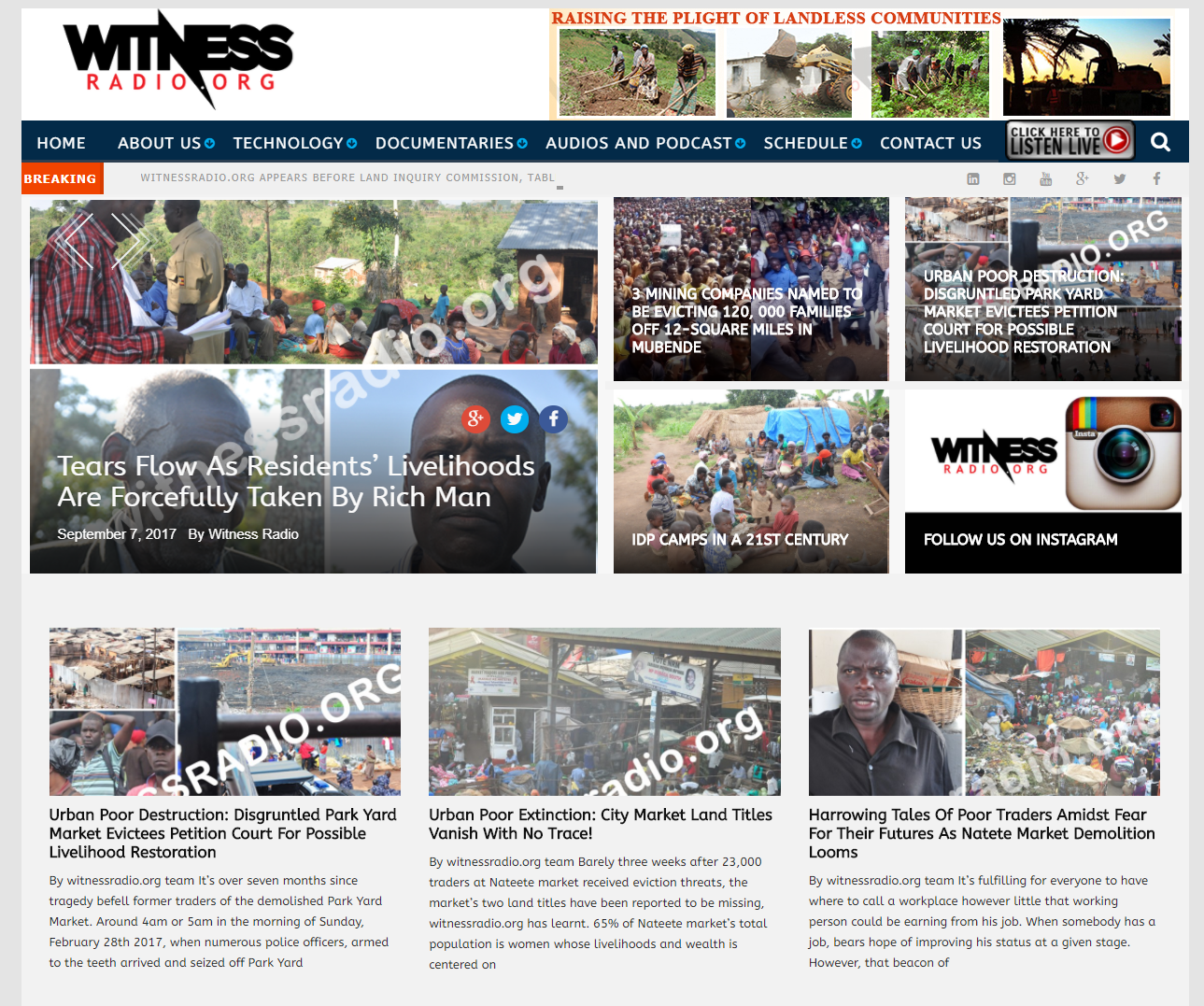 Witness – WItness radio Witness
