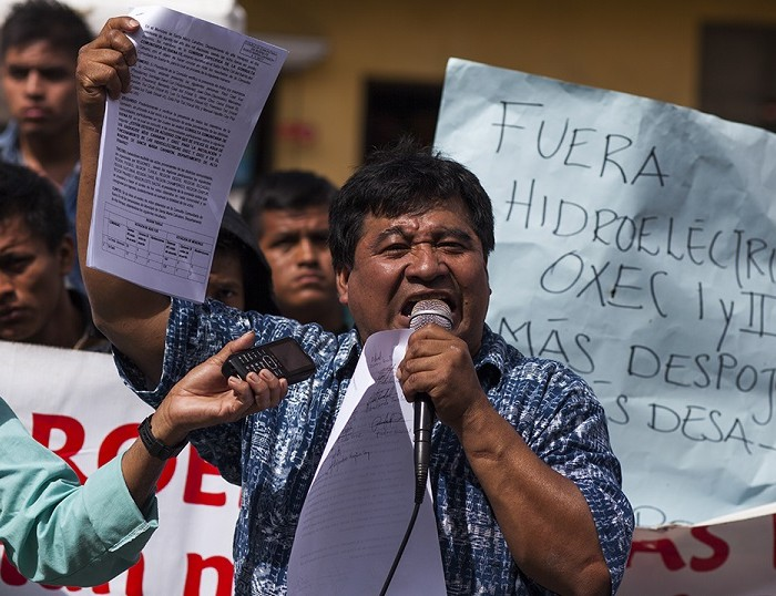 Global Mobilisation to End the Criminalisation of Land Rights Defenders