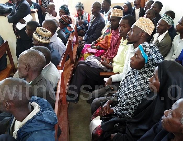 Ug.LandGrab: Court in Mubende tries bona fide occupants for resisting illegal evictions