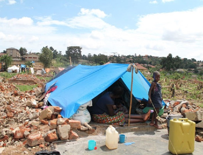 More than 200 Mukono residents face eviction from their homes