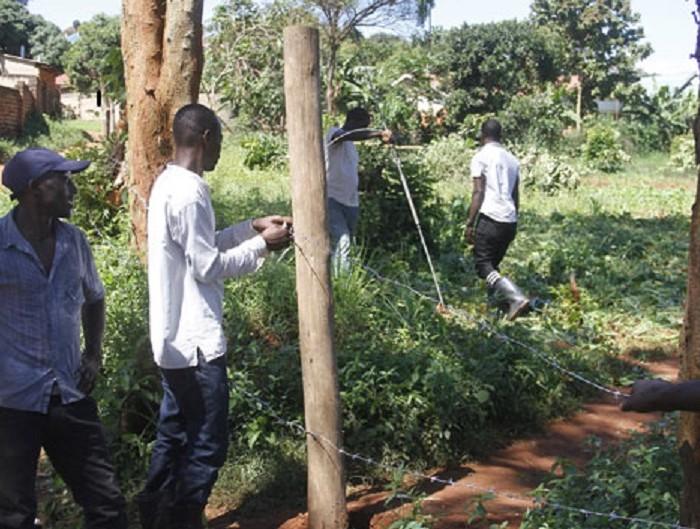 Police, court brokers evict Gen Muhwezi
