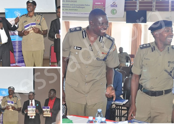 Police fails to protect ugandans says hurinet report