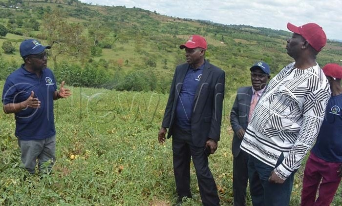Gov't commissions sh430m irrigation scheme