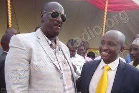 Karangwa in a yellow tie