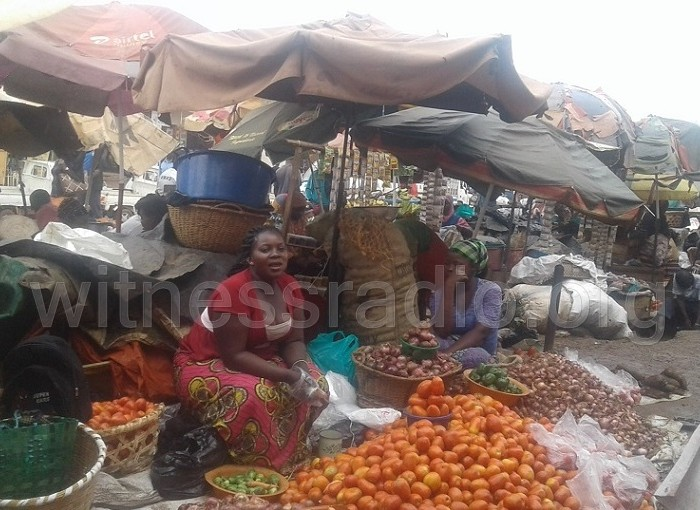 Over 2000 Face Eviction From Kasubi Market As KCCA Implements A World Bank Funded Project