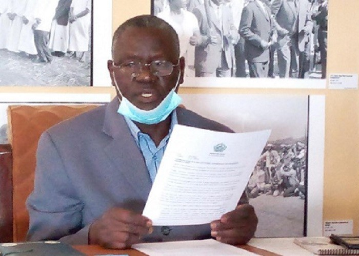 Lugbara cultural institution premier cautions subjects against selling land in Arua city