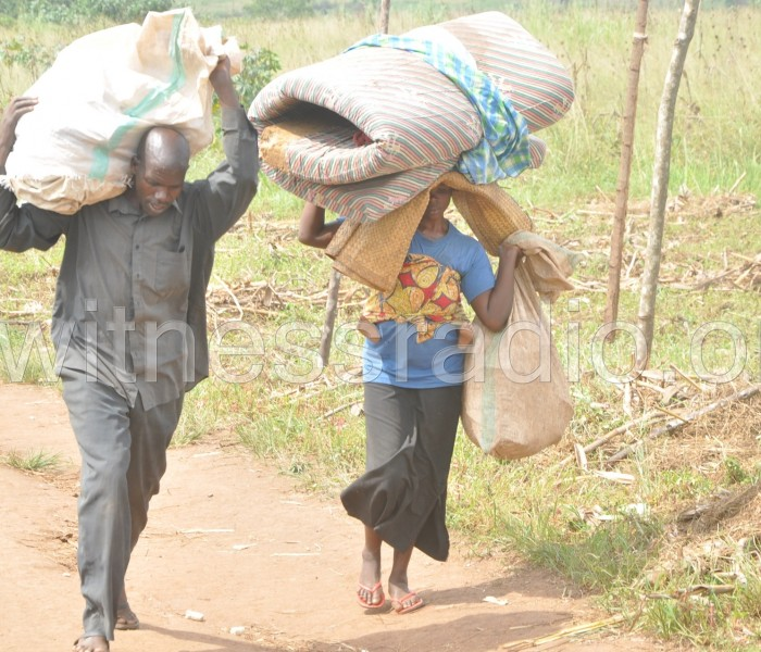 Illegal eviction victims in Mubende sue police chief and three others