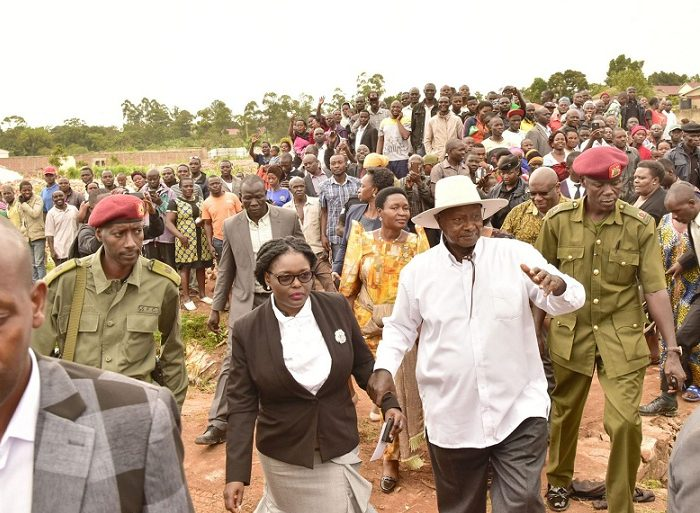 Museveni Stops Lusanja Eviction, Orders Inquiry