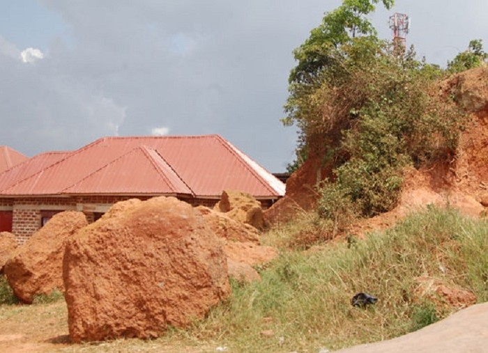 Kyabazinga coronation site faces encroachment