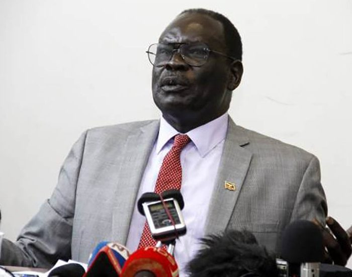 Probe tells Onek, former Tooro PM to end land fight