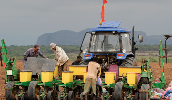 China: ramping up investment in African agriculture