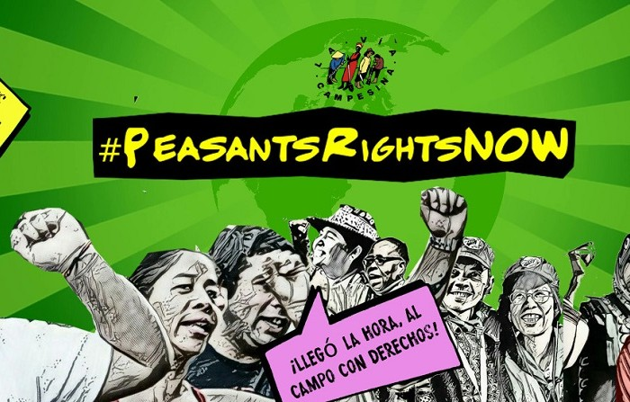 Finally UN General Assembly adopts Peasant Rights declaration