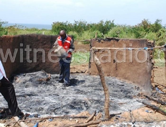 Mubende Land Grab: Ugandan Small holder farmers' land is freely taken